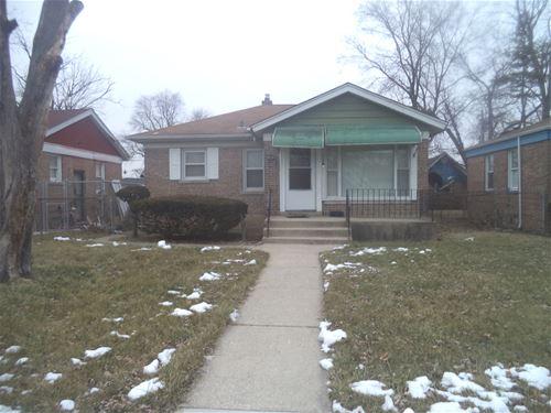 12207 S Ada, Chicago, IL 60643 West Pullman