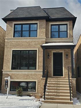 3722 N Claremont, Chicago, IL 60618