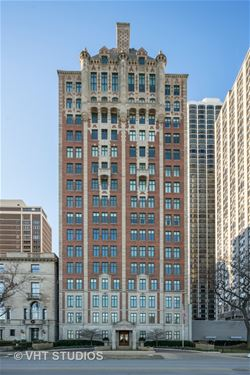 1540 N Lake Shore Unit 11S, Chicago, IL 60610 Gold Coast