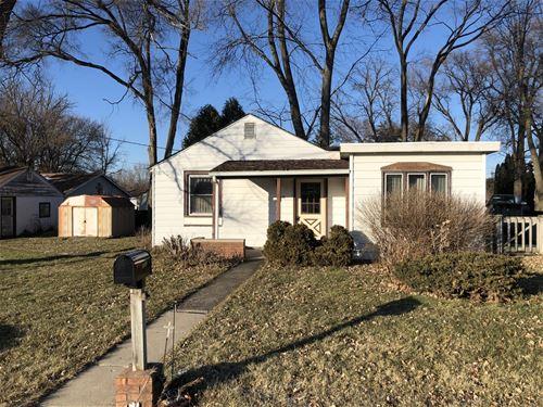 11816 Greenwood, Woodstock, IL 60098