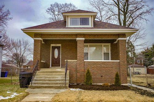 9825 S Winston, Chicago, IL 60643 Longwood Manor