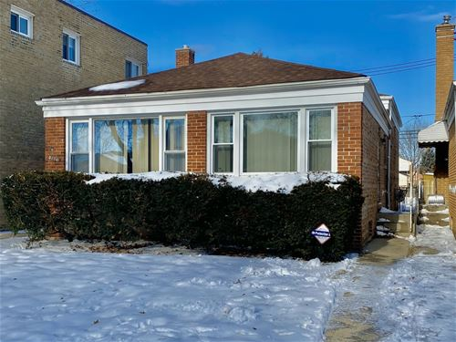 3114 W Jerome, Chicago, IL 60645 West Ridge