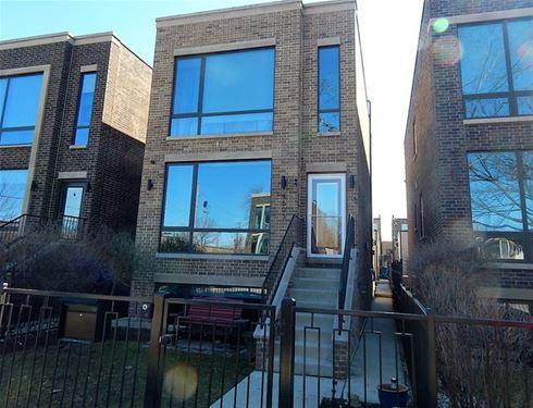 4603 W Patterson, Chicago, IL 60641