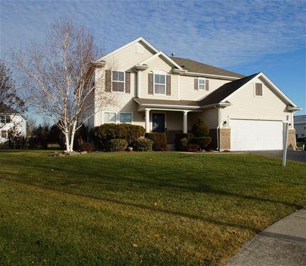 16322 Fox Creek, Plainfield, IL 60586