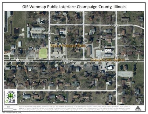 102 W Division, Fisher, IL 61843