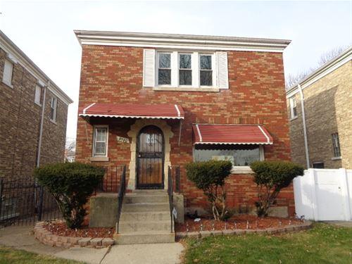 9540 S Lowe, Chicago, IL 60628 Longwood Manor