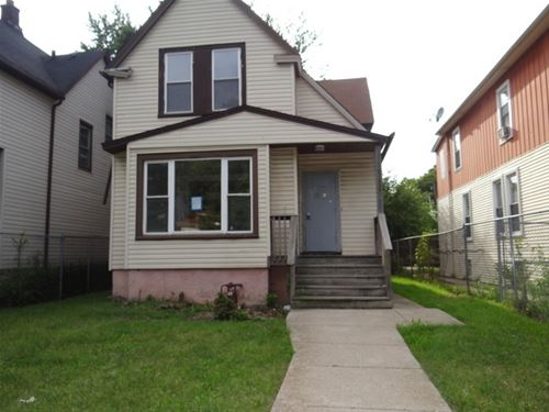 12124 S Normal, Chicago, IL 60628 West Pullman