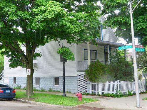 2934 N Leavitt, Chicago, IL 60618 Hamlin Park