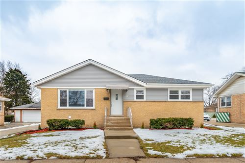 5016 W Hawthorne, Hillside, IL 60162