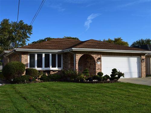 6716 W 89th, Oak Lawn, IL 60453