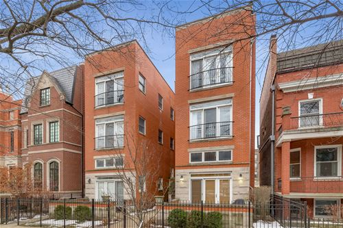 3834 N Greenview Unit 2S, Chicago, IL 60613 Lakeview