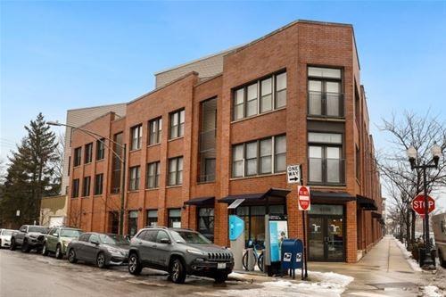 2040 W Belle Plaine Unit 209, Chicago, IL 60618 Northcenter