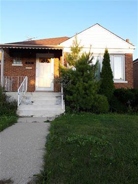 6731 S Kilbourn, Chicago, IL 60629 West Lawn