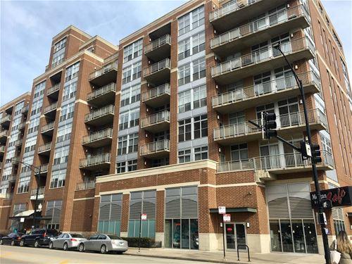 111 S Morgan Unit 412, Chicago, IL 60607 West Loop