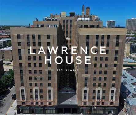 1020 W Lawrence Unit 701, Chicago, IL 60640 Uptown