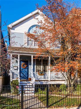 1826 W Wellington, Chicago, IL 60657 Hamlin Park