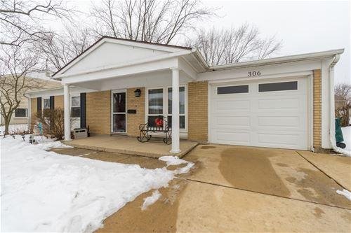 306 Evans, Streamwood, IL 60107