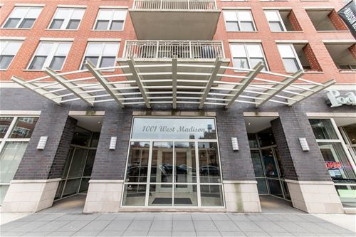 1001 W Madison Unit 302, Chicago, IL 60607 West Loop