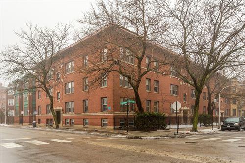 807 W Belle Plaine Unit 104, Chicago, IL 60613 Uptown