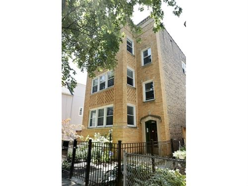 3854 N Janssen, Chicago, IL 60613 Lakeview