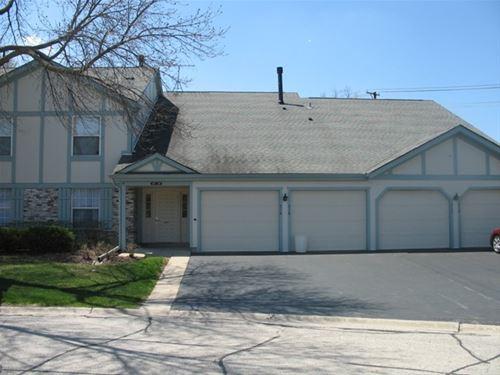 212 Thornapple Unit 212, Buffalo Grove, IL 60089