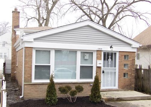 1822 Brown, Evanston, IL 60201