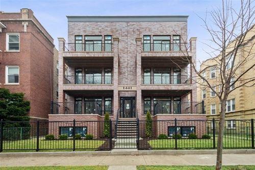 1441 W Carmen Unit 3W, Chicago, IL 60640 Uptown
