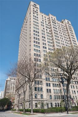 1500 N Lake Shore Unit 7-8B, Chicago, IL 60610 Gold Coast