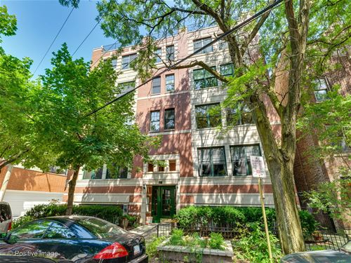3121 N Orchard Unit 3S, Chicago, IL 60657 Lakeview
