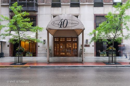 40 E Delaware Unit 801, Chicago, IL 60611 Gold Coast