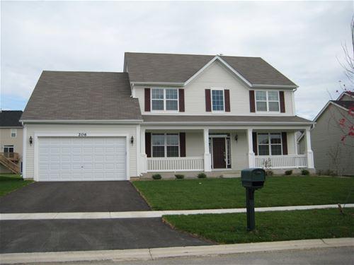 206 Woodford, Oswego, IL 60543