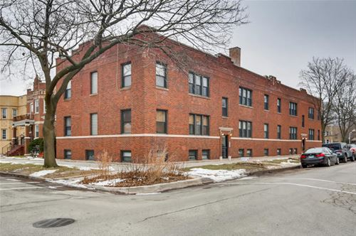 3318 W Byron Unit 2, Chicago, IL 60618 Irving Park