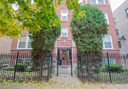 2730 N Sawyer Unit GS, Chicago, IL 60647 Logan Square