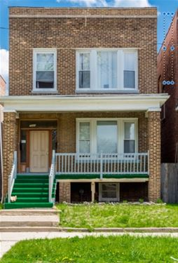 7223 S Ridgeland, Chicago, IL 60649 South Shore