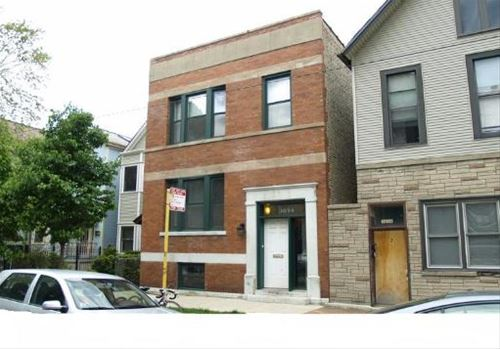 3654 N Marshfield Unit GARDEN, Chicago, IL 60613 West Lakeview
