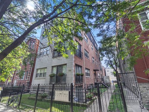 1540 N Claremont Unit 1W, Chicago, IL 60622 Wicker Park