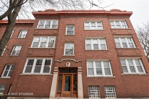 6103 N Glenwood Unit 2, Chicago, IL 60660 Edgewater