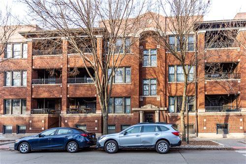 1844 W Berteau Unit G, Chicago, IL 60613 Northcenter