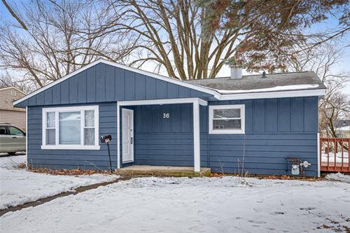 36 Hickory, Carpentersville, IL 60110