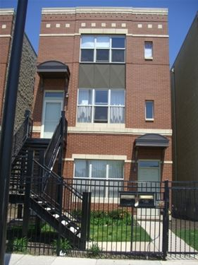 2142 W Madison Unit 1, Chicago, IL 60612 Near West Side