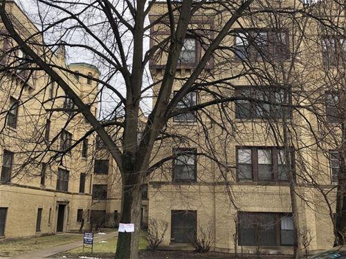 4049 N Francisco Unit 1W, Chicago, IL 60618 Irving Park