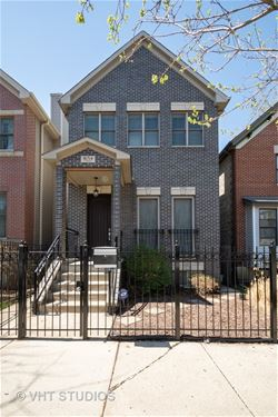 1654 N Campbell, Chicago, IL 60647