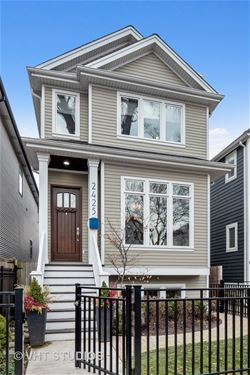 2425 N Campbell, Chicago, IL 60647