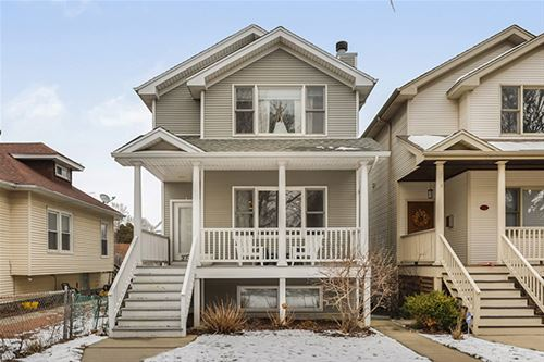 3733 N Troy, Chicago, IL 60618 Irving Park
