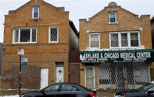 846-848 N Ashland, Chicago, IL 60622 East Village