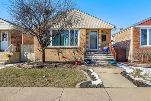 6006 S Meade, Chicago, IL 60638 Clearing West