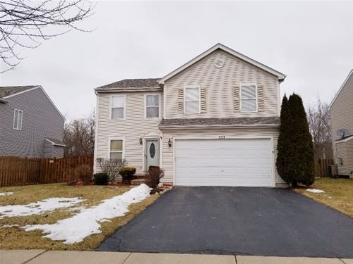 553 Indian Trail, Antioch, IL 60002