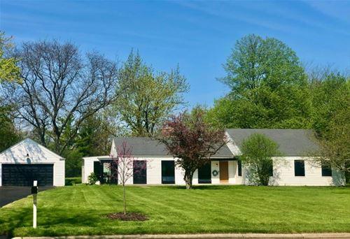 858 Oak Knoll, Lake Forest, IL 60045
