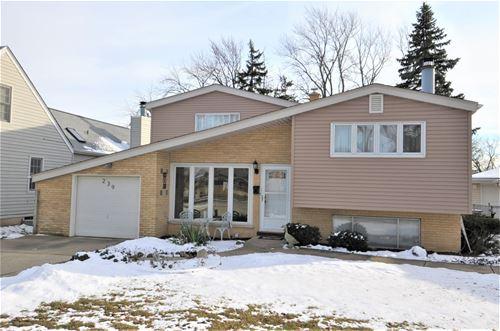 239 W Ethel, Lombard, IL 60148
