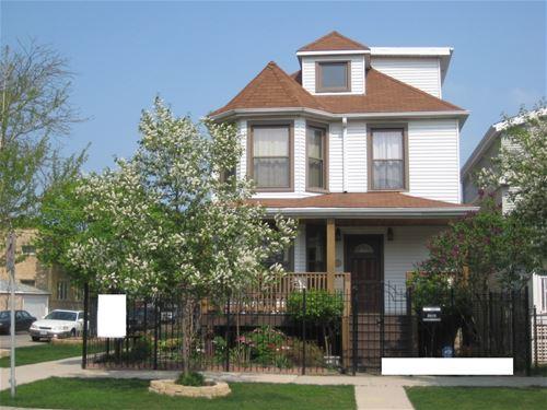 4055 N Maplewood, Chicago, IL 60618 Northcenter